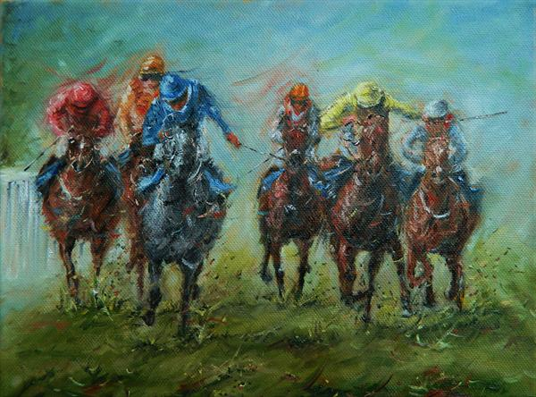 Coronation Stakes - Ascot, Horse Racing by James Odubote