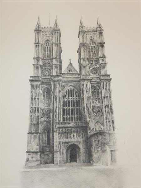 Westminster Abbey by mark smith