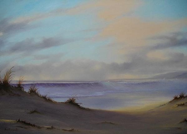 Sand Dunes by Alan Kingwell