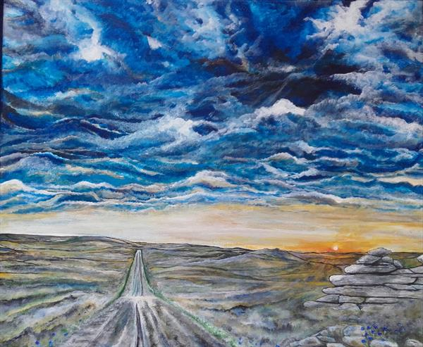 The Journey 2 by John Dallimore