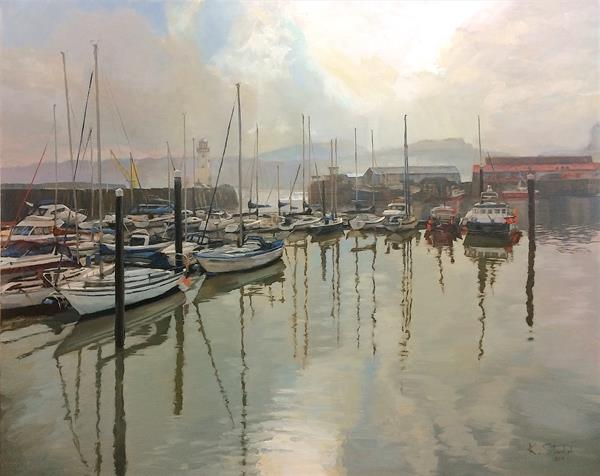 Misty Reflections by Kelly Standish