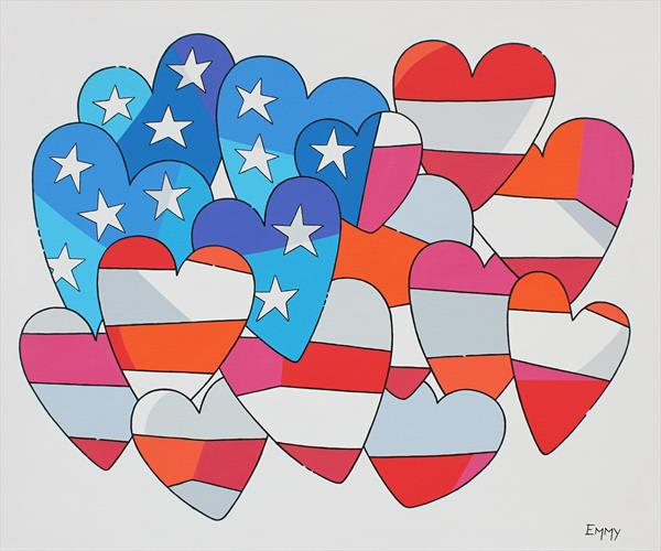Luv'in the USA by Emma Nunn