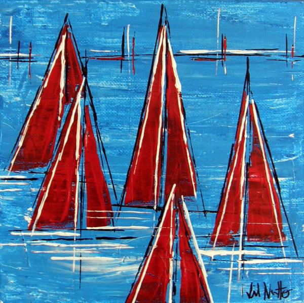 Red Sails by Lil Nutter