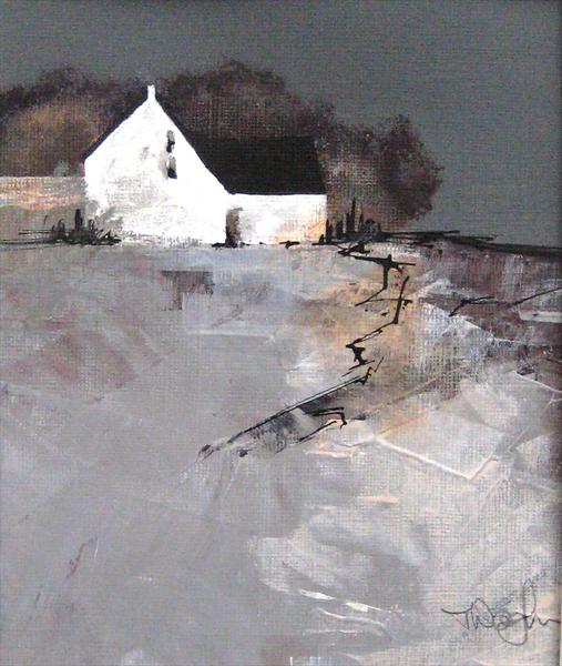 Midnight Cottage by Tracey Waghorn