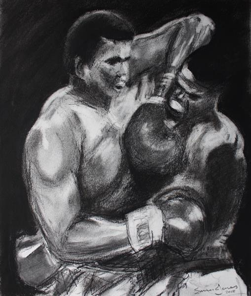 Boxing Legends by Simon Jones