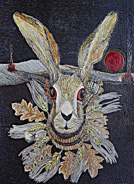 Boudicca`s Hare by Jean Turner