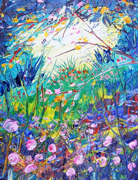 Merry Meadow by Andrew Alan Johnson