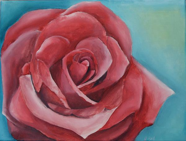 Rose  by Rebecca Bell