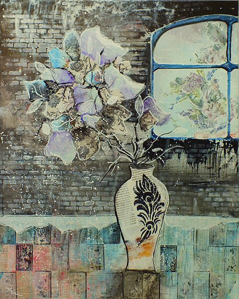 Bricks and Blooms by Tracey Unwin