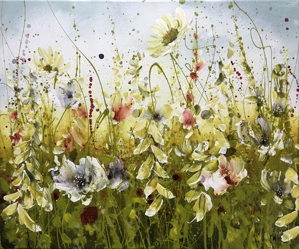 Glory Meadow by Carol Wood