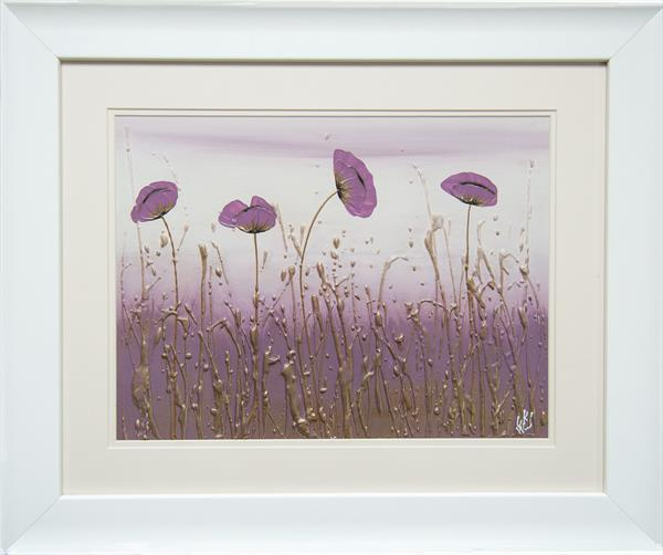 Simply Mauve by Carol Wood