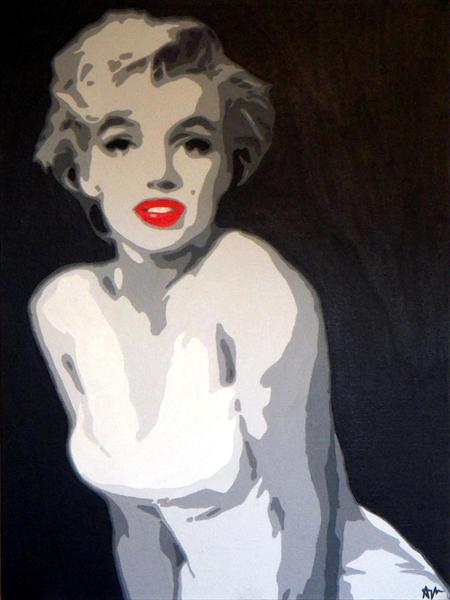 Monroe by Adam Mackay