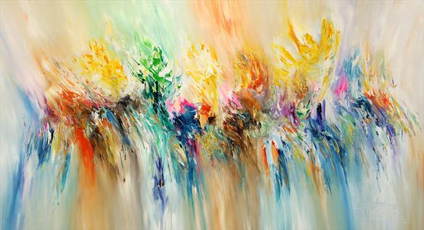 Lively Color Dance L1 by Peter Nottrott