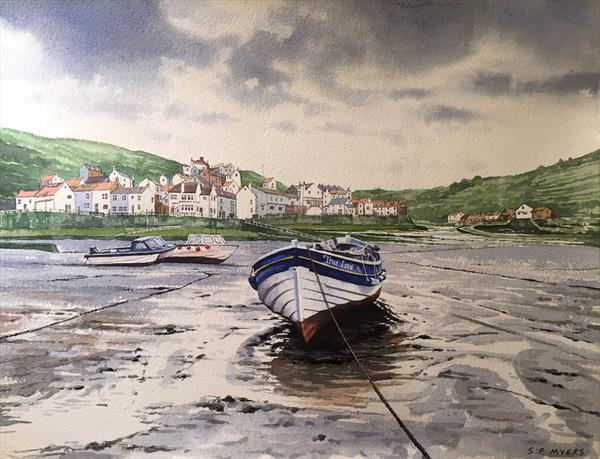 True Love at Staithes by Shaun Myers