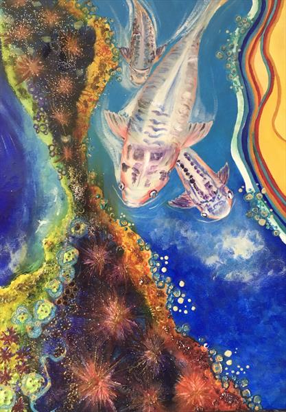 Coral Reef by Anna Conversano