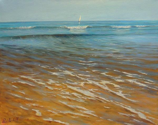 Shallow Waters by Paul Narbutt