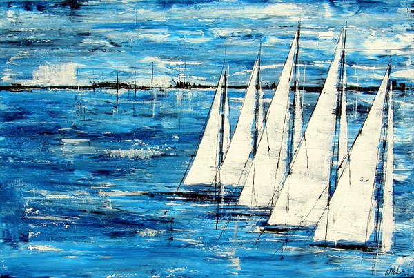 Sailcloth 18 by Lil Nutter
