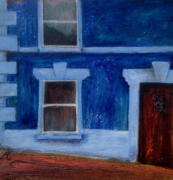 THE BLUE HOUSE by Barbara Craig