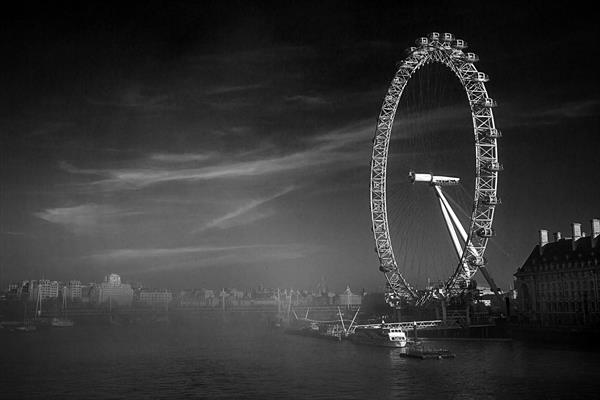 The London Eye by David Henderson