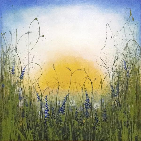 Let the Sun Shine by Carol Wood