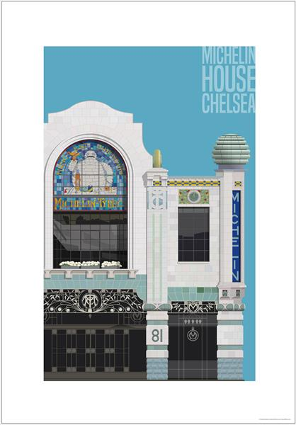 Michelin House, Chelsea by Charlie Edwards