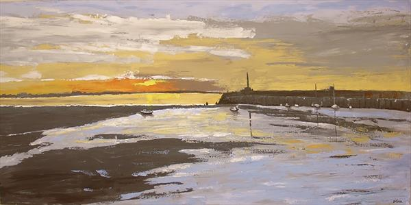 Margate Harbour by Andrew Snee
