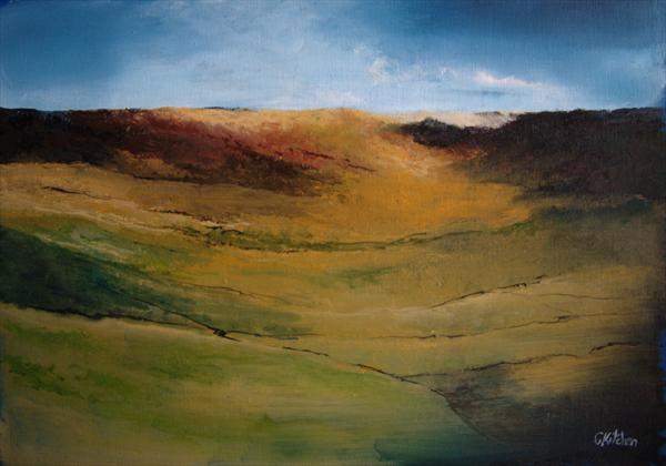 Moorland (10) by Gary Kitchen