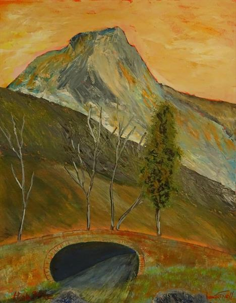 HIGH PIKE 2 by Baz Farnell