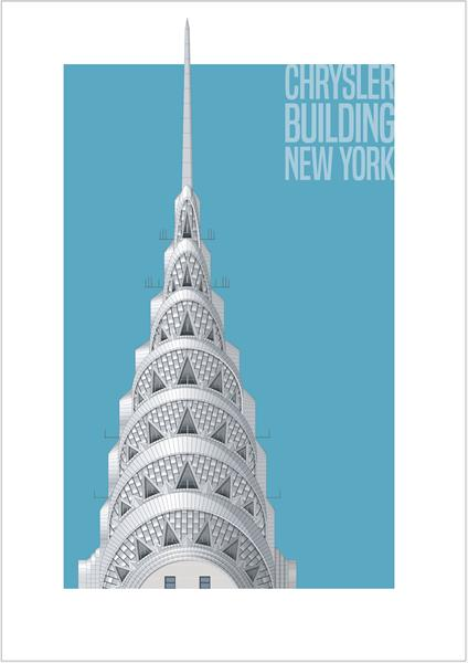 Chrysler Building, New York by Charlie Edwards