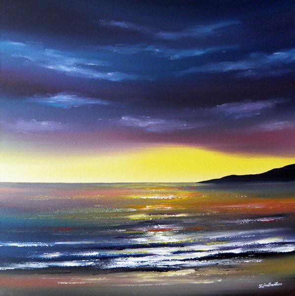 Setting Sun by Sarah Featherstone