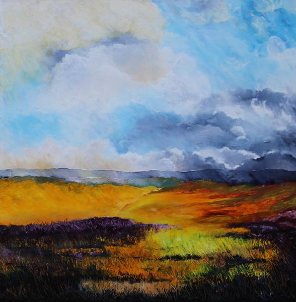 Yorkshire Moorland by Paul Smith