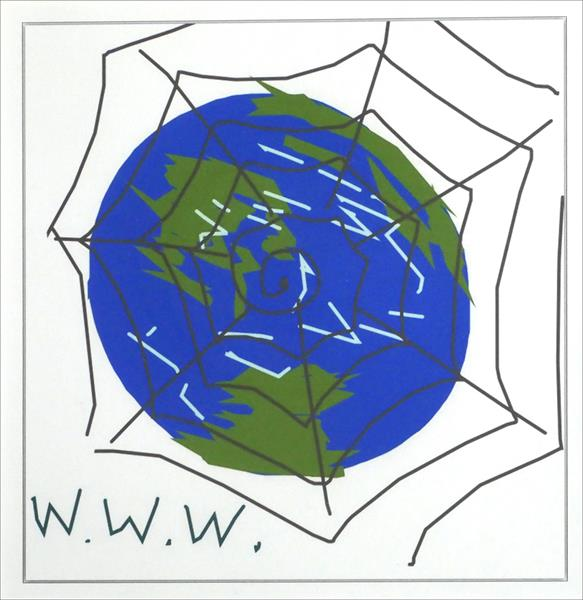 World Wide Web by Ann Mcphillips