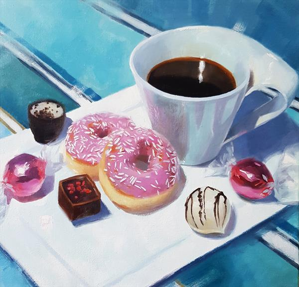 Café et Gourmandises by SARAH SPENCE