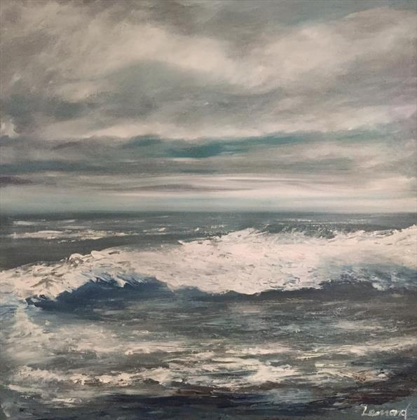 The Wave by James  Lamond