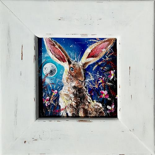 Midnight Hare #1 by Andrew Alan Johnson