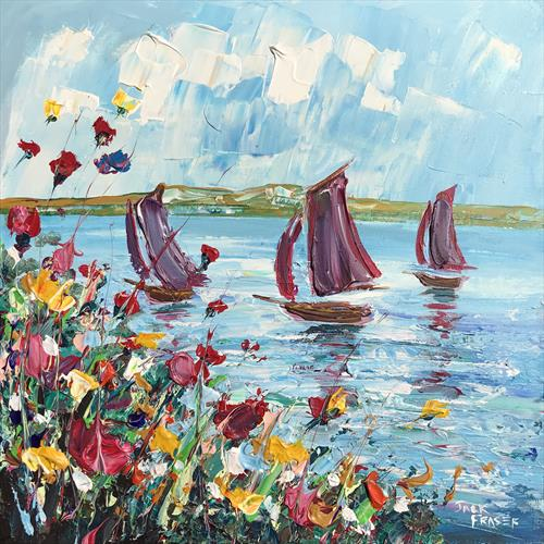 sailing Mull by jack fraser