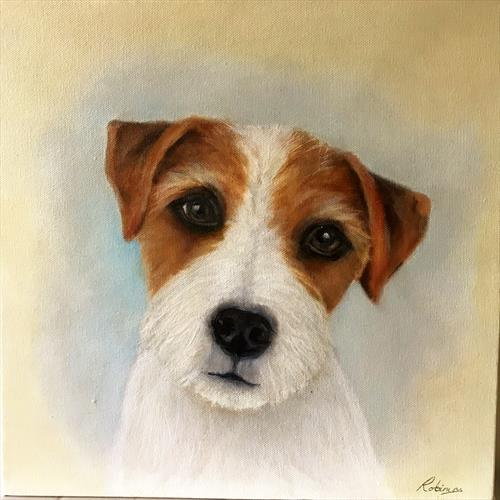 Jack Russell by Helen  Robinson
