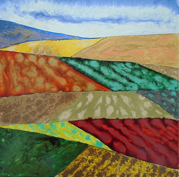 The Wolds by Brenda Newton