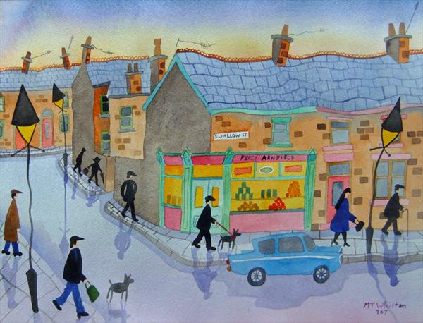 Open all hours by Martin Whittam
