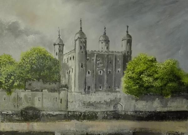 THE TOWER-LONDON by david Taylor