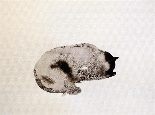 The Sleeping Cat by Frederic Belaubre