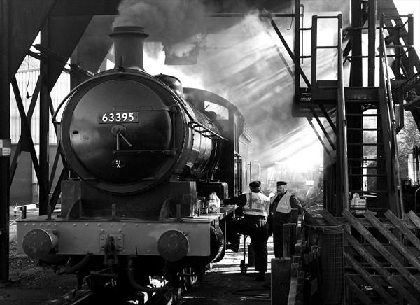 Waiting For Steam by Paul Berriff