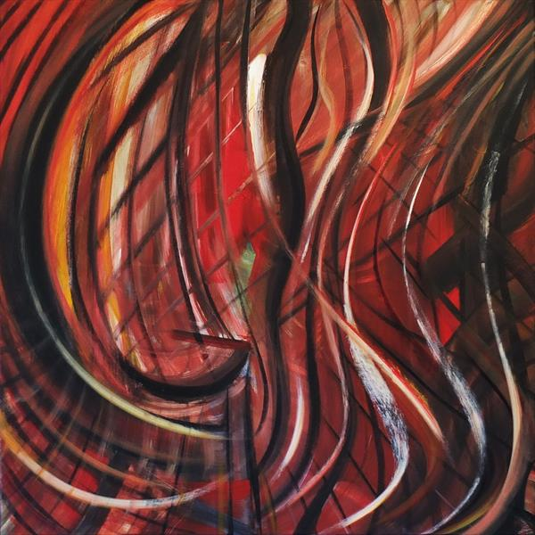 Inside The Vortex by Michael William Fargher