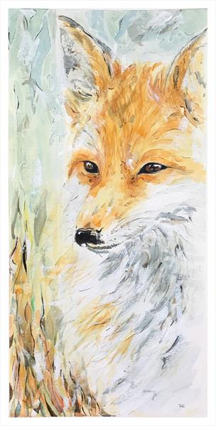 Fox by rachel keens
