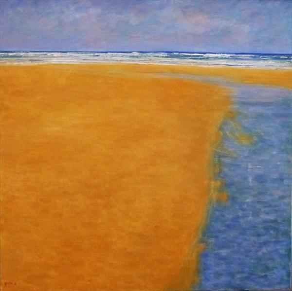 Golden Sands (Large) by David Moore