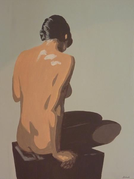 Neutral Nude 2 by Jackie Whall