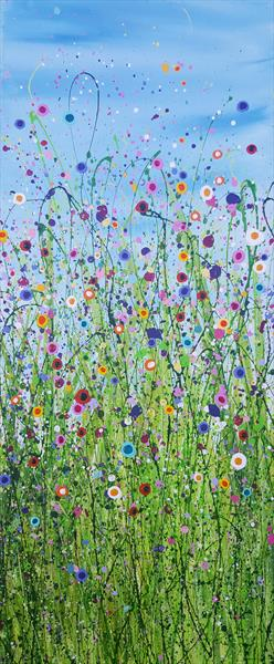 Wild Popping Meadows #3 by Lucy Moore