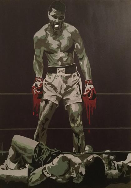 Knockout  by Peter Lord