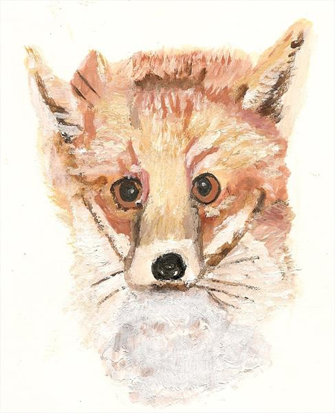 The Fox by Angela Conway