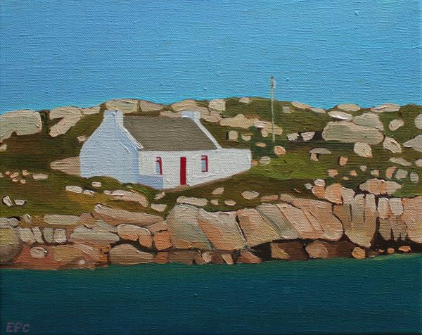 On the Way To Arranmore by Emma Cownie